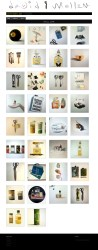 David Mellon Artist Portfolio website design