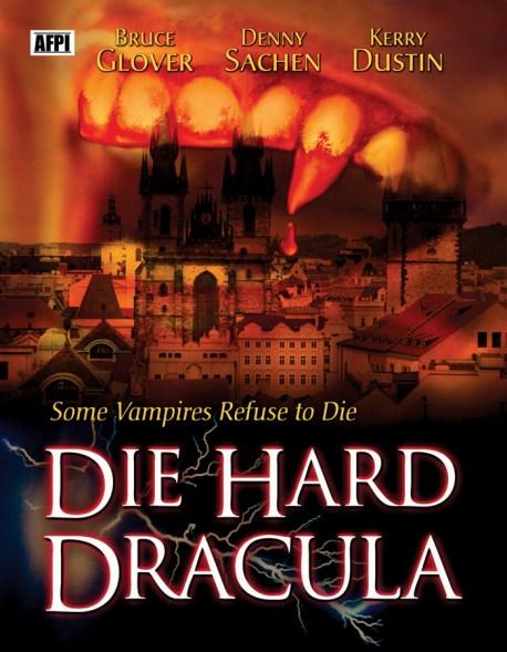 Dracula movie sell sheet