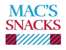 Mac's Snacks Logo