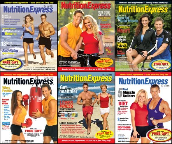 Nutrition Express Catalogs