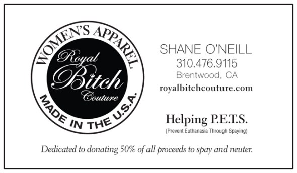 Royal Bitch Couture Business Card
