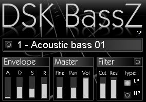 free double bass vst