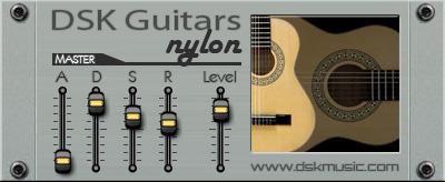 Free VST download DSK Guitars Nylon : DSK Music