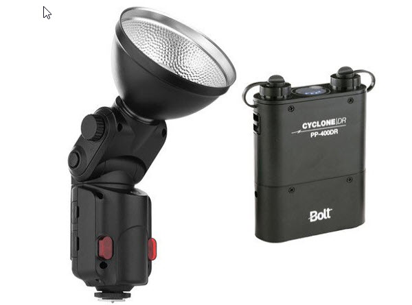 Bolt VB-11 Bare Bulb Flash