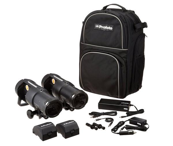 Profoto B1 500 Air 2 Light Location Kit