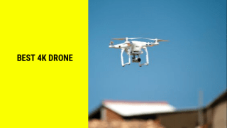 5 Best 4K Drone For Photography of 2019+Reviews