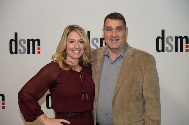 Melody and Dan Massoth