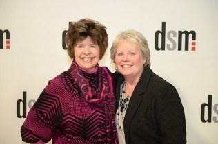 Judy Conlin, Patricia Grote