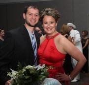 Angela Ten Clay and Kyle McCallister