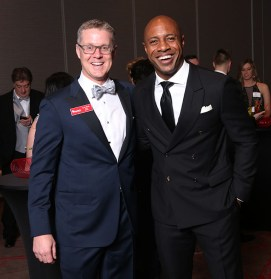 Kirk Besh and Jay Williams