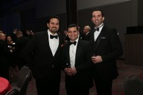 Manny Toribio, Gabe Olsen, Luke Faeth