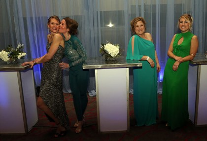 Sisters- Jen Faeth, Susan Hatten, Megan Ruble and Meredith Miller
