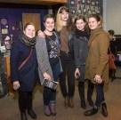 10. Megen O'Toole, Erin Johnson, Lindsay Keast (curator of The Well-Read Woman), Jeanna Bauer, Ashley Horning