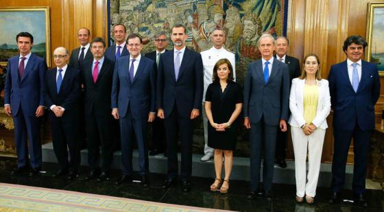 Reunión del Consejo de Seguridad Nacional. 20 de julio de 2015