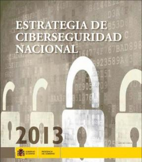 Portada estrategia Ciberseguridad