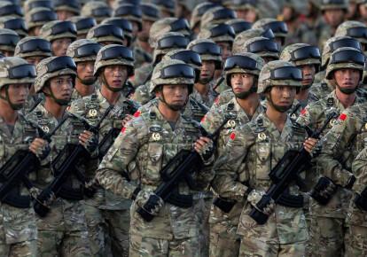 Китай розбив військову базу на території Таджикистану