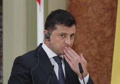 Володимир Зеленський / EPA/UPG