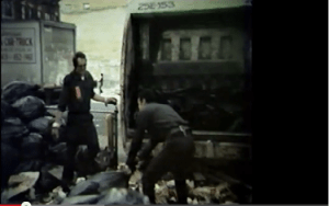 70's Video About New York City Sanitation Workers