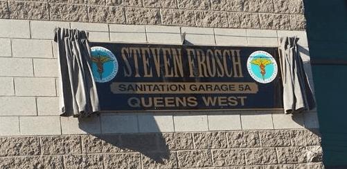 Steve Frosch Garage