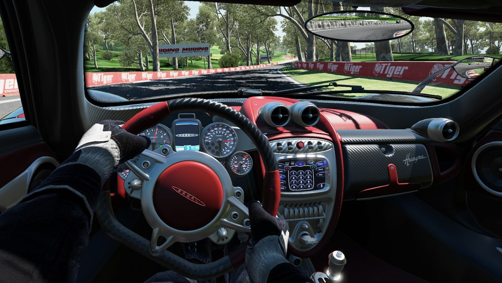 Project Cars Pagani Huayra