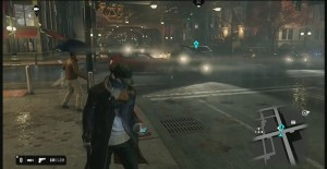 WatchDogs anamorphic les flares on_E3 2012