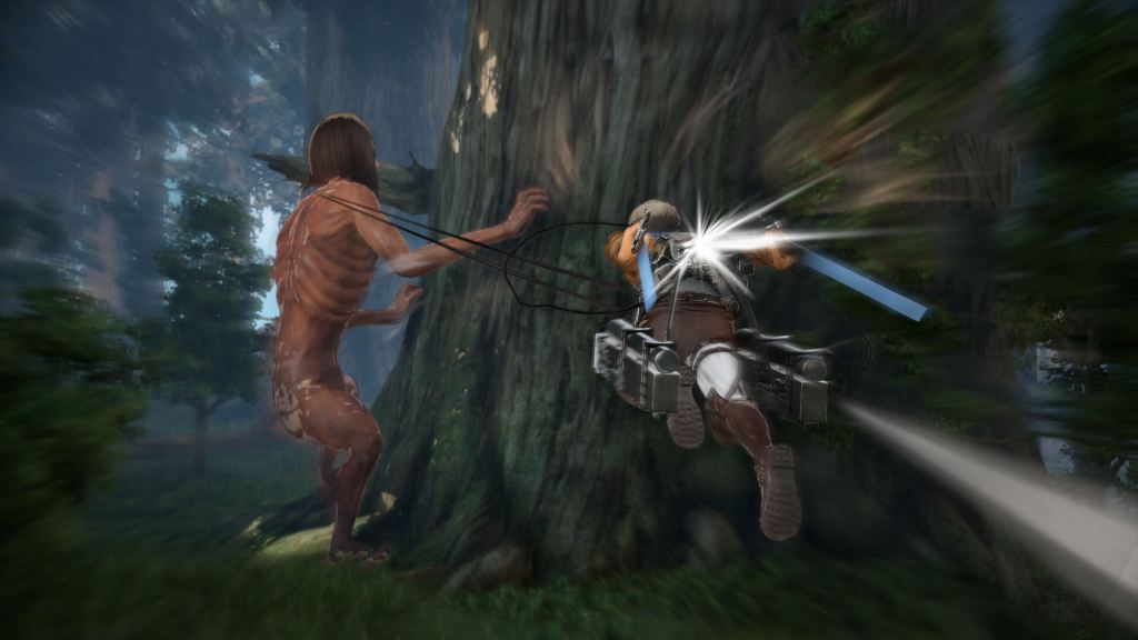 Image result for Attack On Titan 2 gameplay