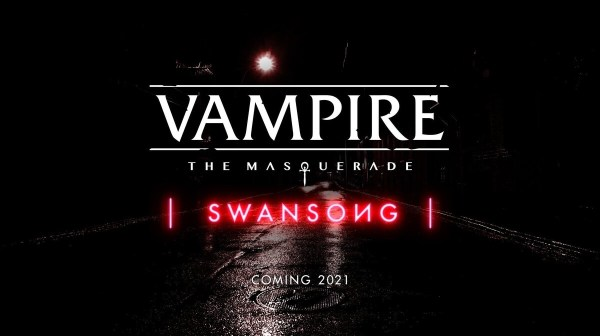 Bigben announces a new Vampire: The Masquerade game, to be released in 2021 - DSOGaming