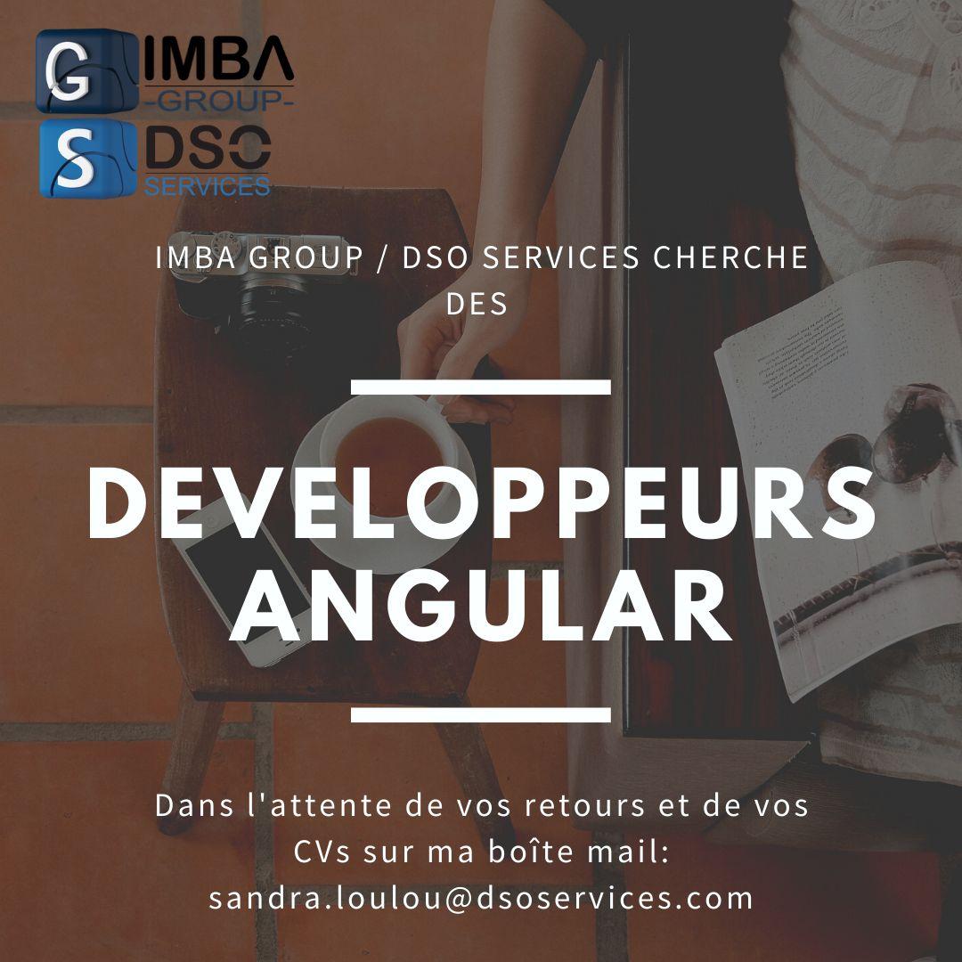 Développeurs Angular