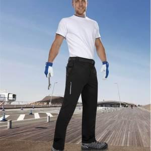 Ardon HILL páns. kalhoty trek, černé