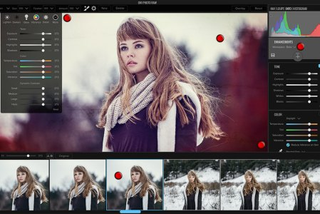 ON1 FAST RAW Photo editing Software PREVIEW