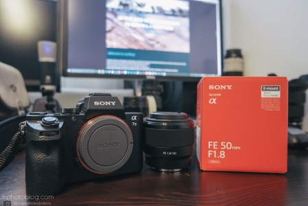 Sony FE 50mm 1.8 First Impressions