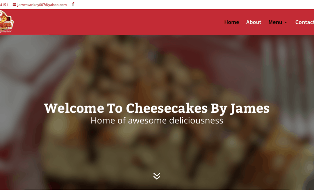 The Cheesecake By James Project