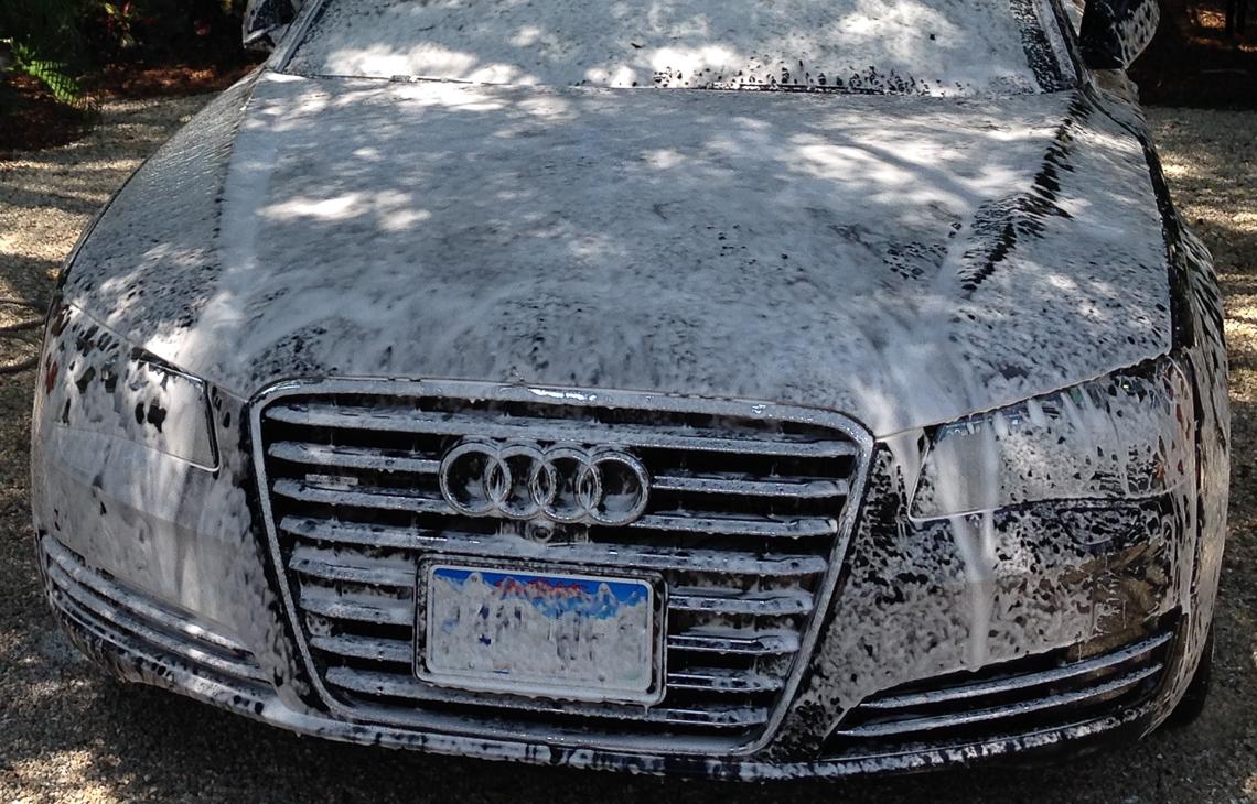 Basic Express Car Wash Mobile Detailing Mobile Car Wash Sarasota - Audi car wash