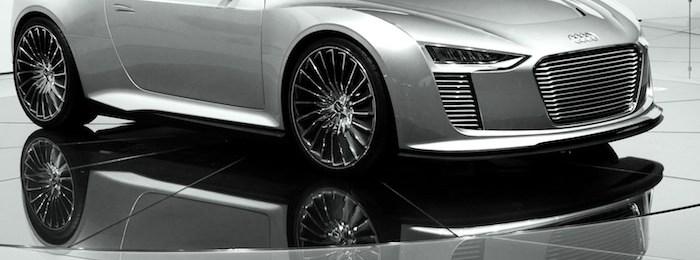 Audi Tron du Salon de l'auto 2010
