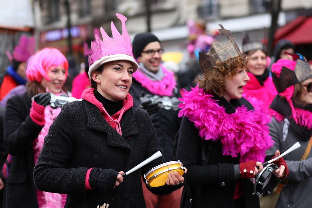 #13 Ambiance au carnaval de Paris