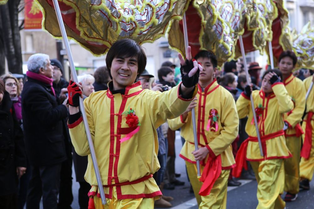 #11 Photo du Nouvel An Chinois 2013