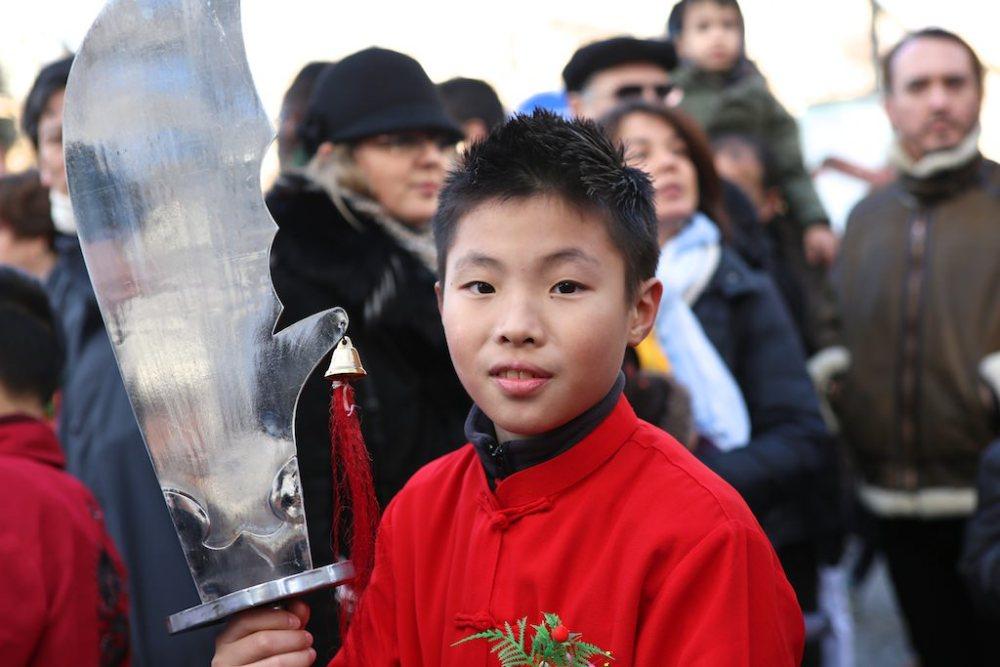 #16 Photo du Nouvel An Chinois 2013