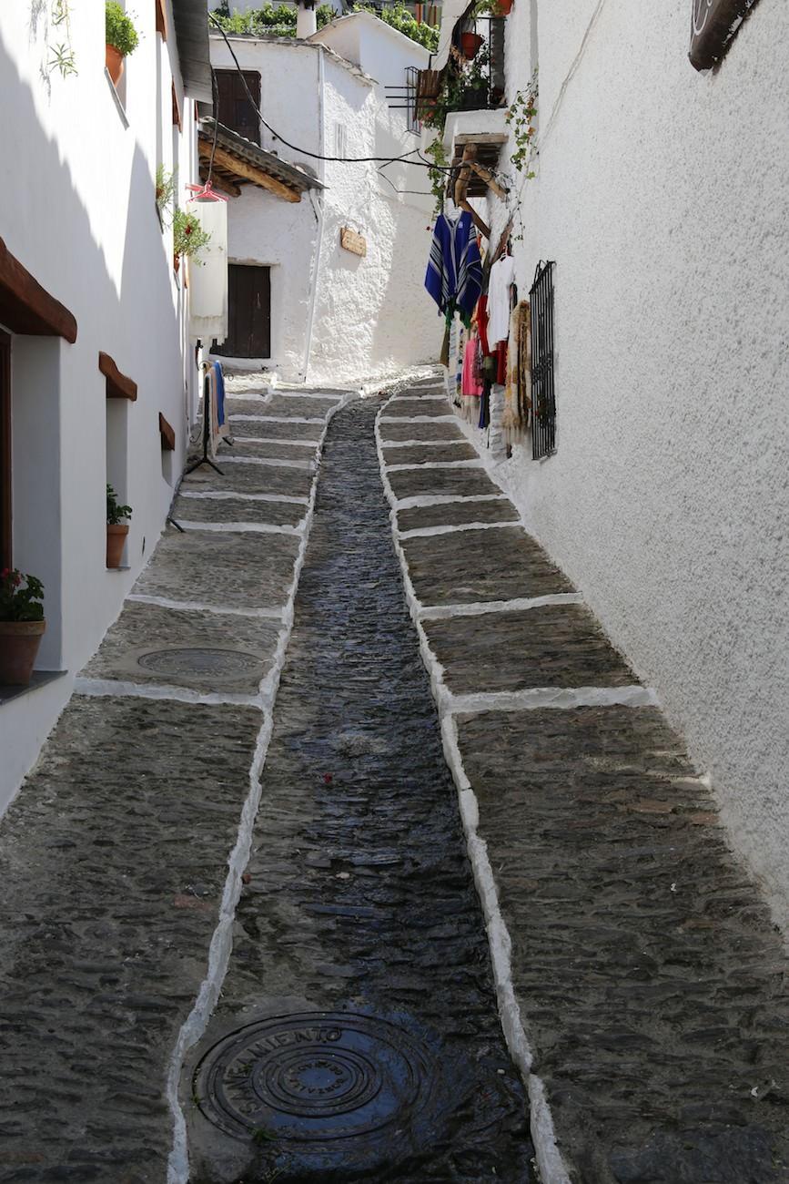 Ruelle de Pampaneira
