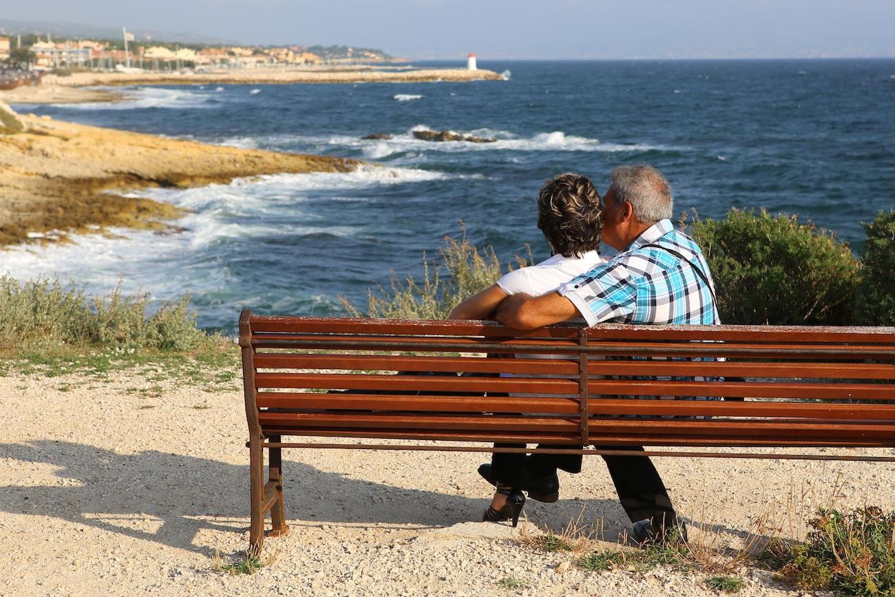 #04 Le couple au bord de l'eau
