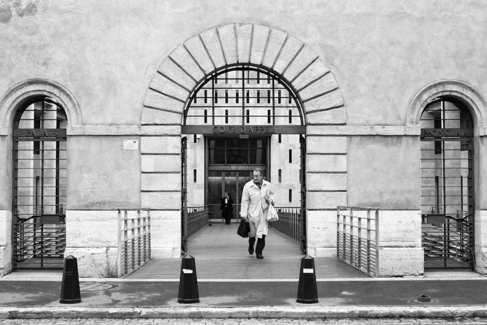 Street photo dans les rues d'Aix en Provence