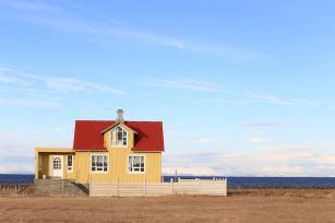 Maison islandaise