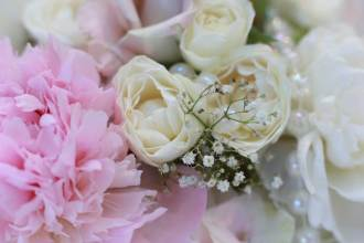 #08 Fleurs de table