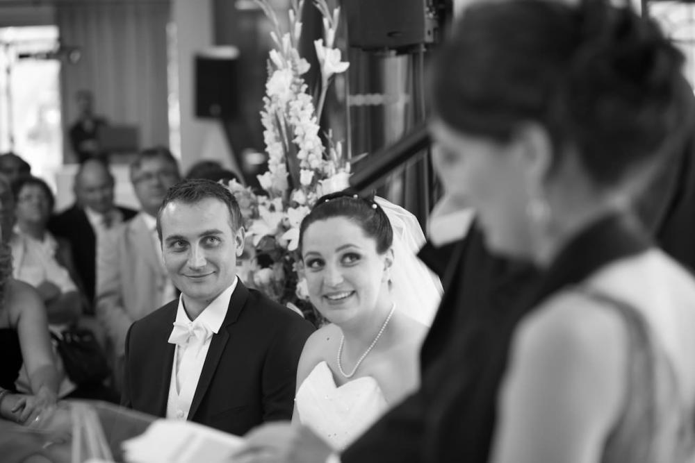 Regard mariée Toulon La Baratonne