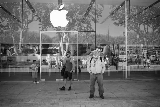 Street photo au 40mm