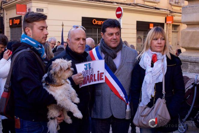 #12 Maire de la Duranne : Mr Jean Marc Perrin