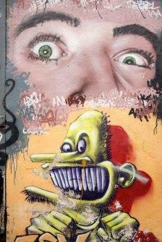 #38 Les yeux verts