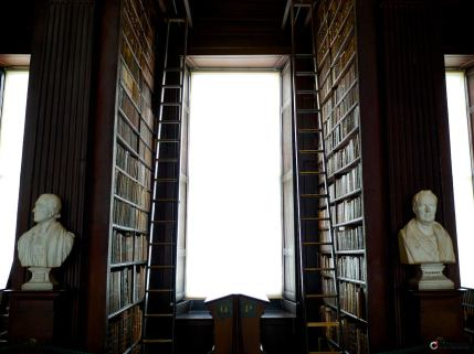 #26 Trinity College Library