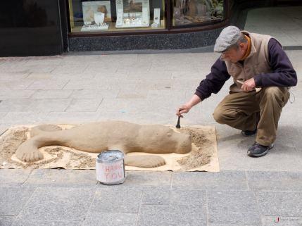 #08 Street Artist