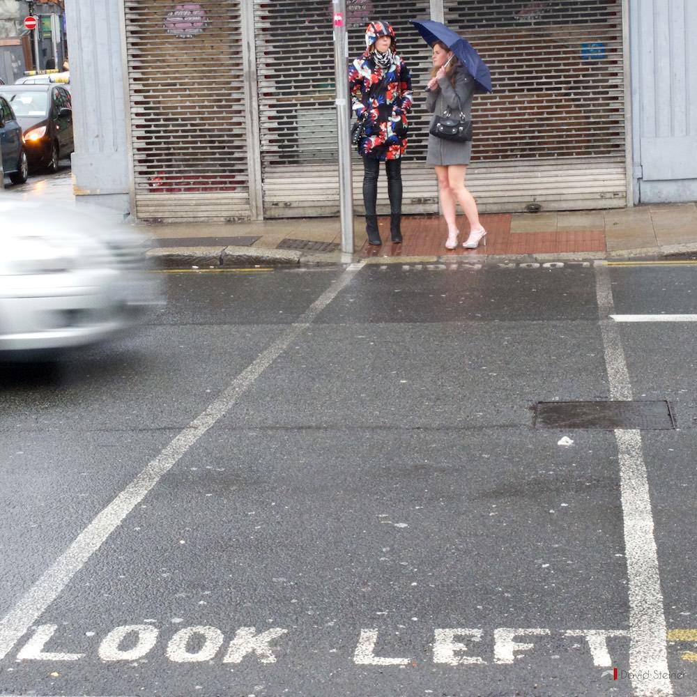 #49 Look left