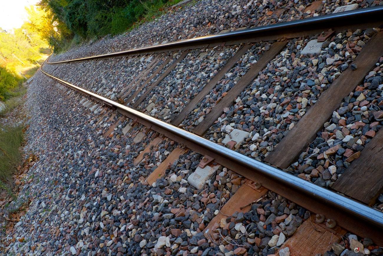 Rail SNCF de Roquefavour